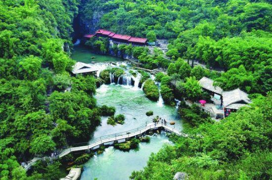 贵阳避暑旅游 旅游接待人数井喷增长