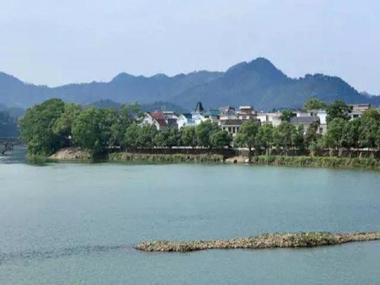 秀美山水巧变脱贫法宝 浙江开化打造农村生态致富样本
