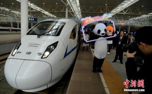 """全国铁路今起大调图:石济高铁开通 """"复兴号""""再扩容"""