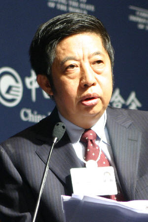 马德伦升任中国人民银行副行长