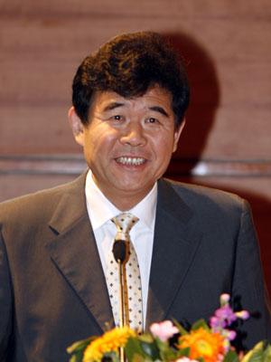 图文:中国汽车技术研究中心主任赵航