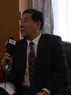 中国广告主协会会长郑斯林