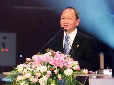 法蓝瓷集团总裁陈立恒