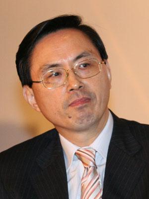 图文:北京银行副行长许宁跃