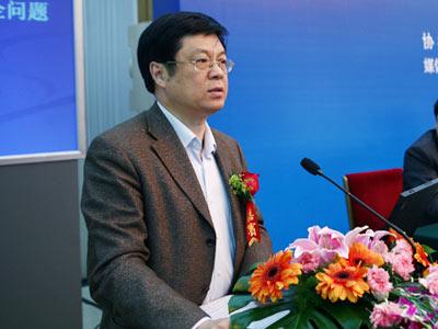 图文:《中国经营报》社社长金碚