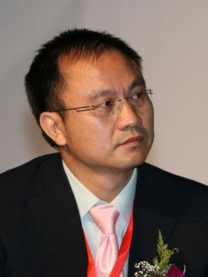 图文:锡恩咨询集团总裁姜汝祥