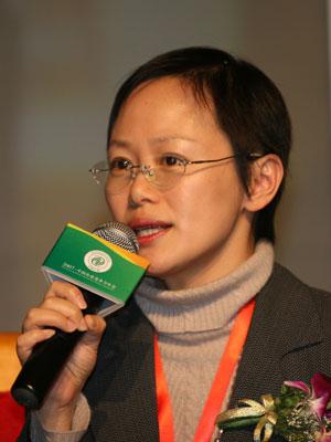 图文:利乐中国副总裁杨斌