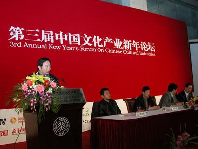 图文:文化产业与区域发展分论坛