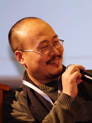 图文:ZIFFDAVIS中国业务总裁汪云志