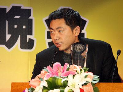 图文:南通市文化局局长黄振平