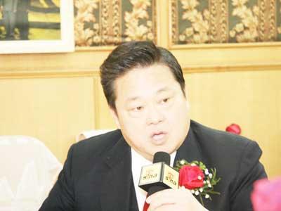 图文:专访3M大中华地区董事总经理余俊雄