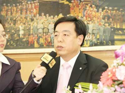 图文:专访中国三星营销副总裁曲敬东