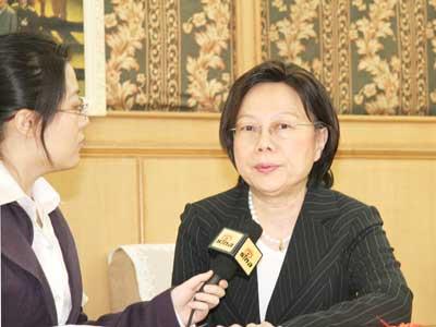 图文:专访阿斯利康中国区高级副总裁吴浣苓