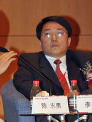 图文:德丰杰投资基金执行董事李广新