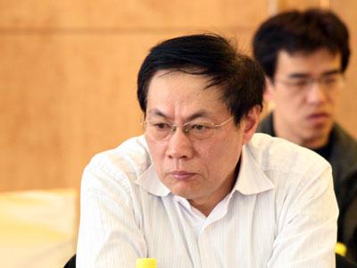 图文:北京华远新时代房地产公司任志强