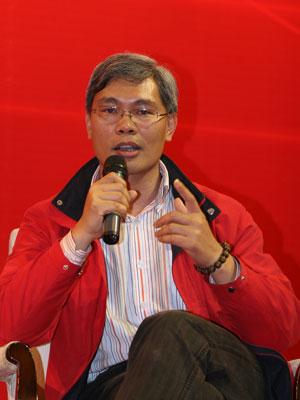 图文:万利富达投资管理公司董事长胡伟涛