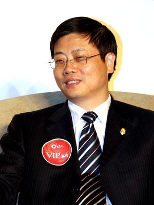 图文:金和软件董事长栾润峰