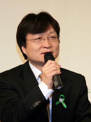 图文:《中国企业家》杂志总编辑牛文文