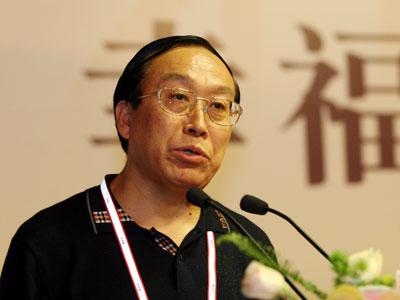 中国老龄事业发展基金会会长李宝库致辞(图)