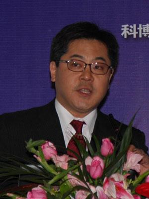 图文:日本东京证券交易所北京代表处山本秀树