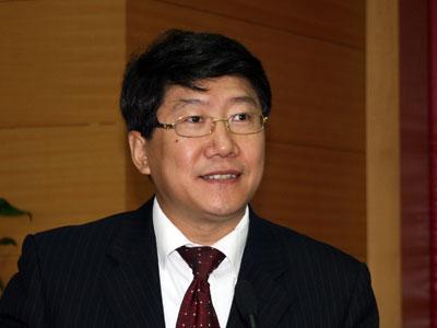 图文:葛兰素史克全球副总裁张国维