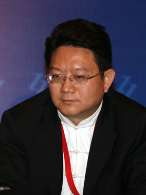 图文:阿里巴巴执行副总裁曾鸣
