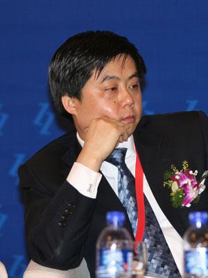 图文:四川久大盐业集团有限公司董事长傅刚义