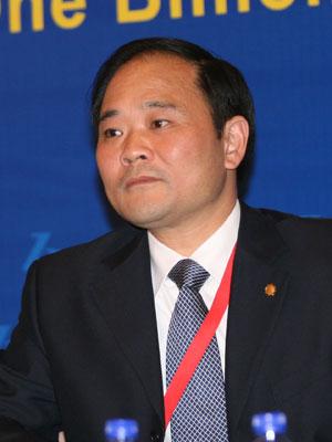 图文:浙江吉利控股集团有限公司董事长李书福