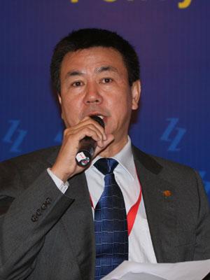 图文:大自然保护协会北亚区总干事长张醒生