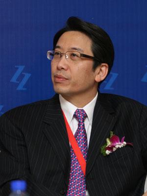 图文:摩托罗拉(中国)电子有限公司总裁高瑞彬