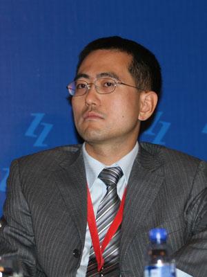 图文:北京市双全房地产开发公司总经理于焱志