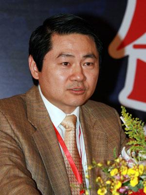 欧美同学会副会长王辉耀