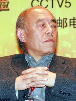 图文:故宫博物院副院长李文儒