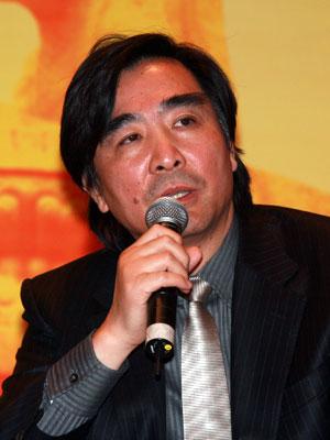 图文:派格太合环球文化传媒投资总裁孙健君
