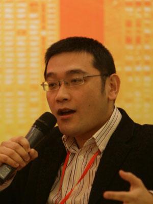 图文:洛可可总经理贾伟