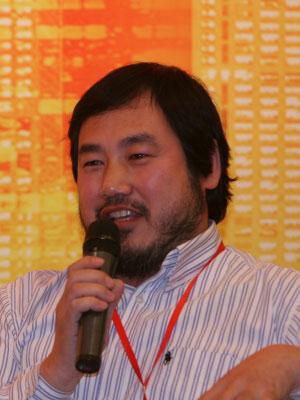 图文:中央美术学院建筑学院副院长王铁