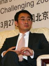 富达基金中国业务董事总经理战龙