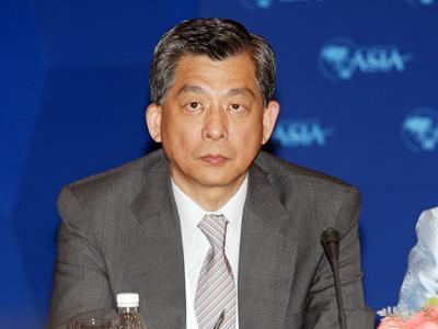 图文:国泰金融控股股份有限公司董事长蔡宏图