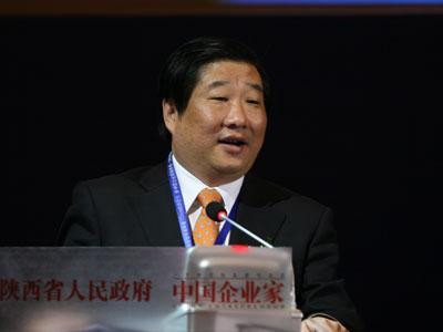 谭旭光:陕西的投资环境是非常好的