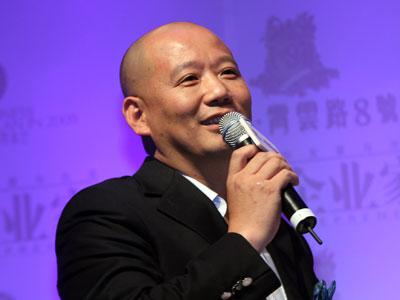图文:零点研究咨询集团董事长袁岳