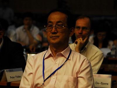 图文:中国现代国际关系学院研究员马加力