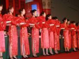 首届中国品牌博览会剪彩仪式