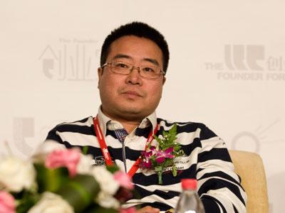 图文:拉卡拉(北京)有限公司CEO孙陶然