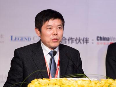图文:上海大学生科技创业基金会秘书长张德旺