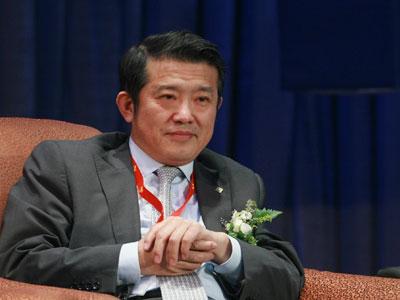 图文:泰康人寿保险股份有限公司董事长陈东升