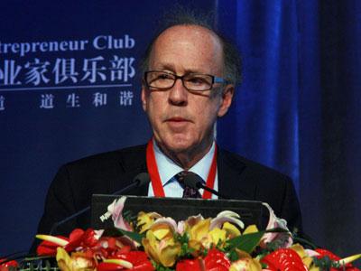 斯蒂芬-罗奇:中国要加快结构调整