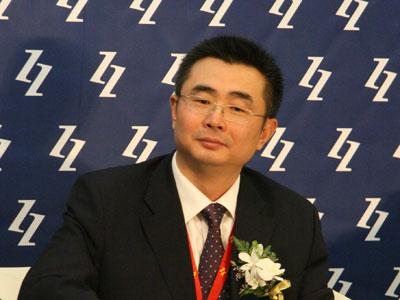 图文:紫光股份有限公司董事兼总裁李志强