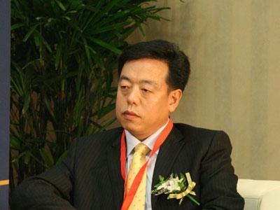 图文:三星电子大中华区常务董事营销副总裁曲敬东