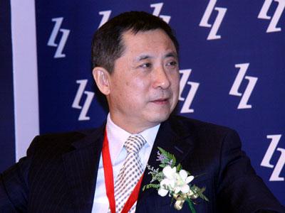 图文:上海交大安泰经济与管理学院副院长何志毅