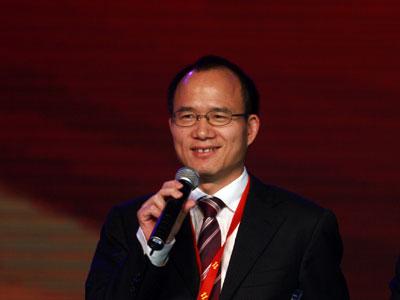 图文:复星高科董事长郭广昌发表获奖感言